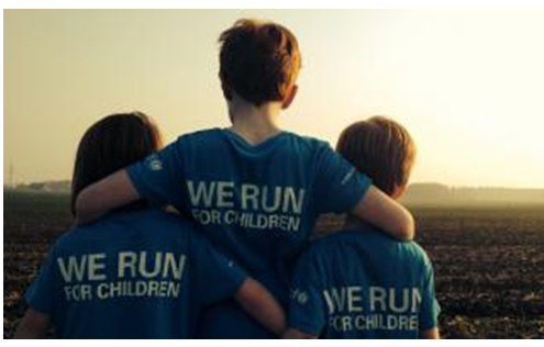 Run for Children IMEA Babycare donation page
